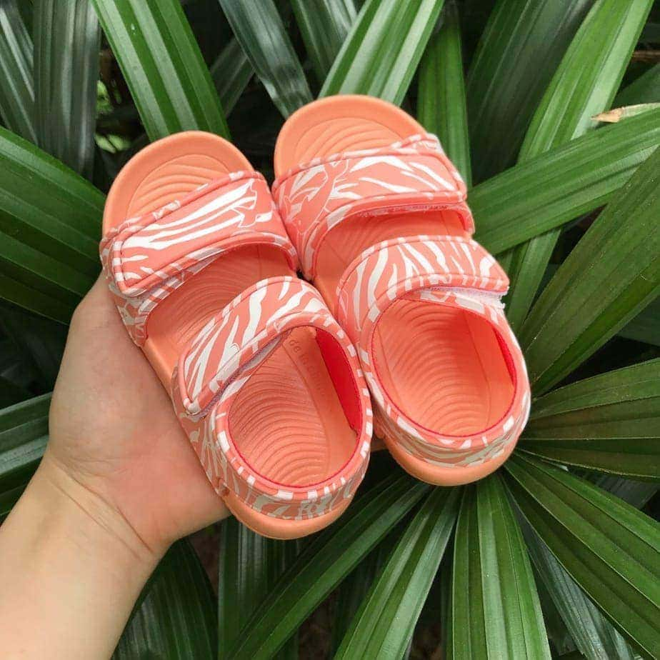 Dép Sandal A6 Hồng Cho Bé