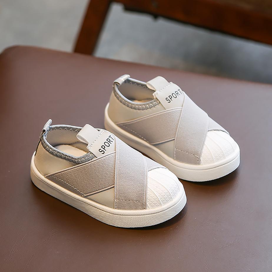 Giày Slipon C05 Xám Cho Bé