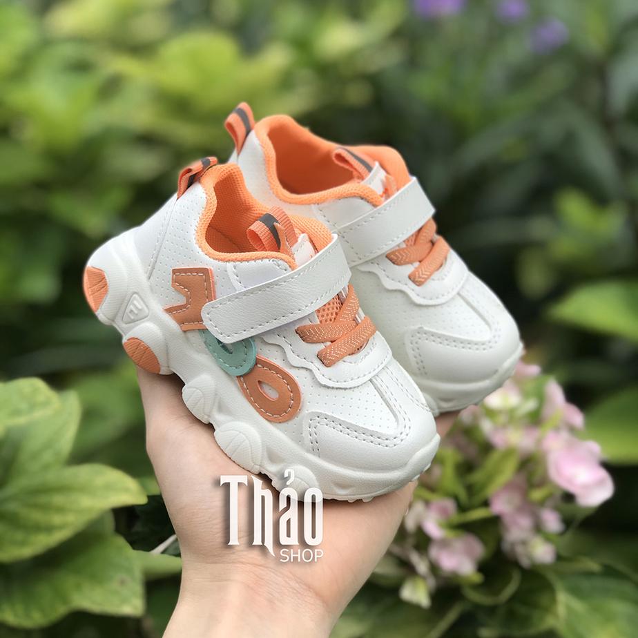 Giày Thể Thao 700 Cam Cho Bé
