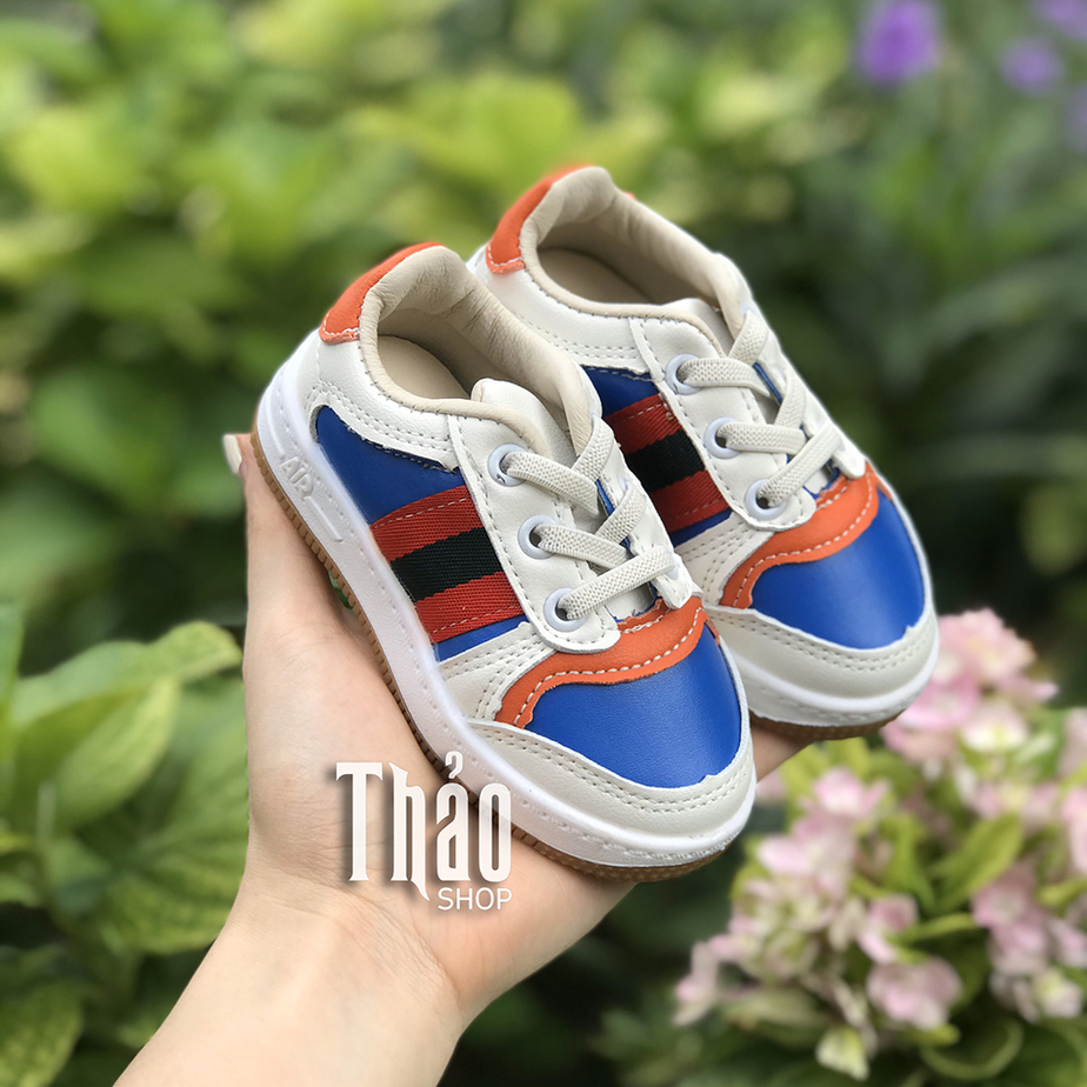 Giày Thể Thao V829 Xanh Cho Bé