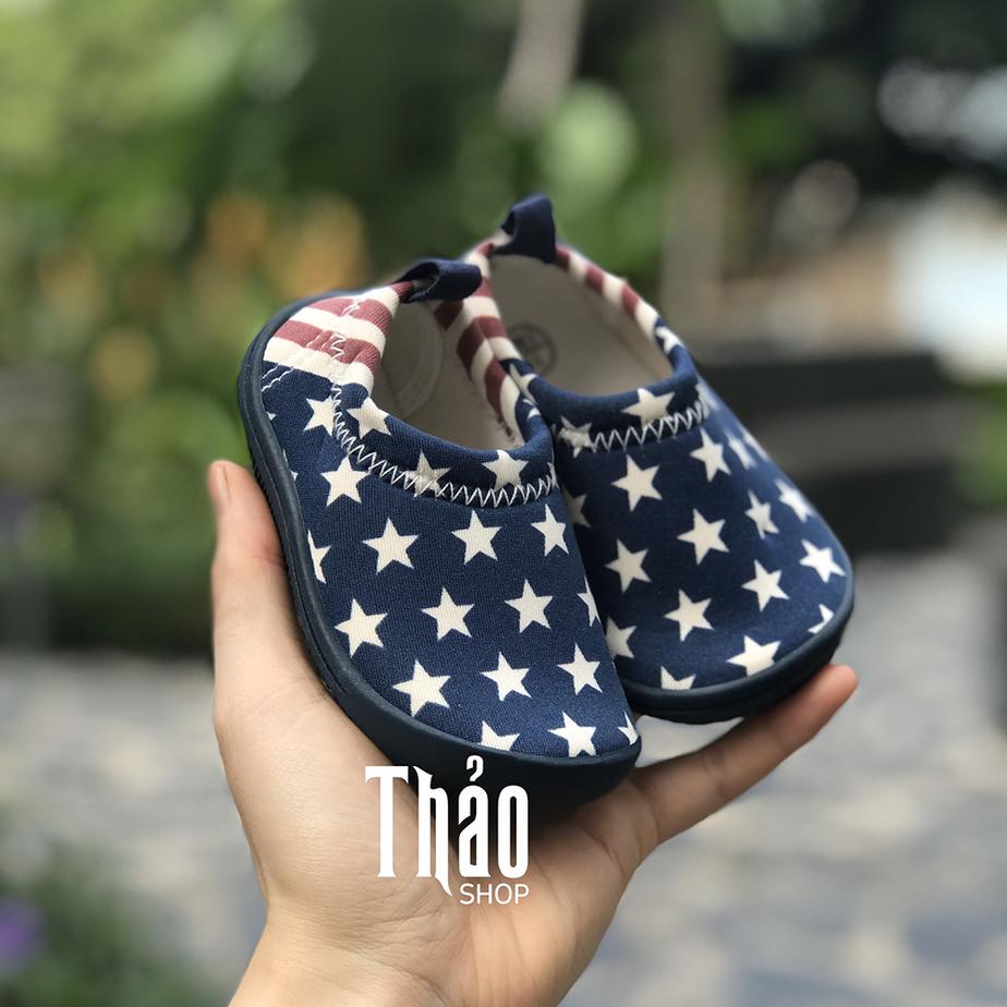 Giày Lười Ngôi Sao Cho Bé