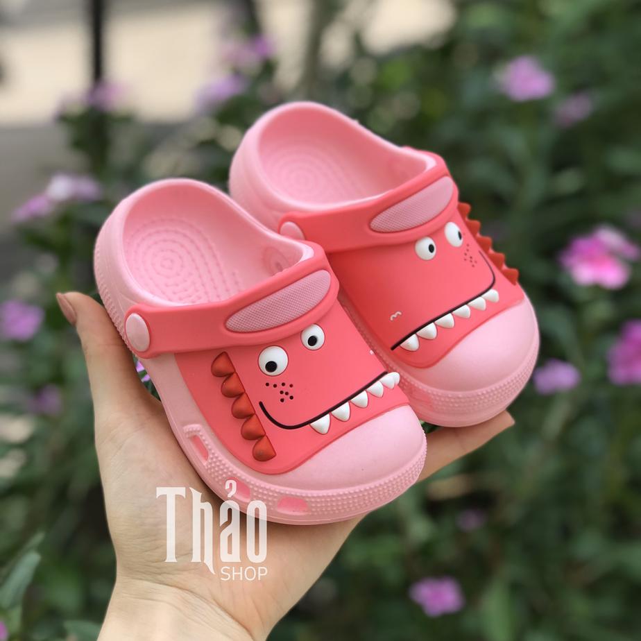 Dép sandal sục xốp cho bé gái