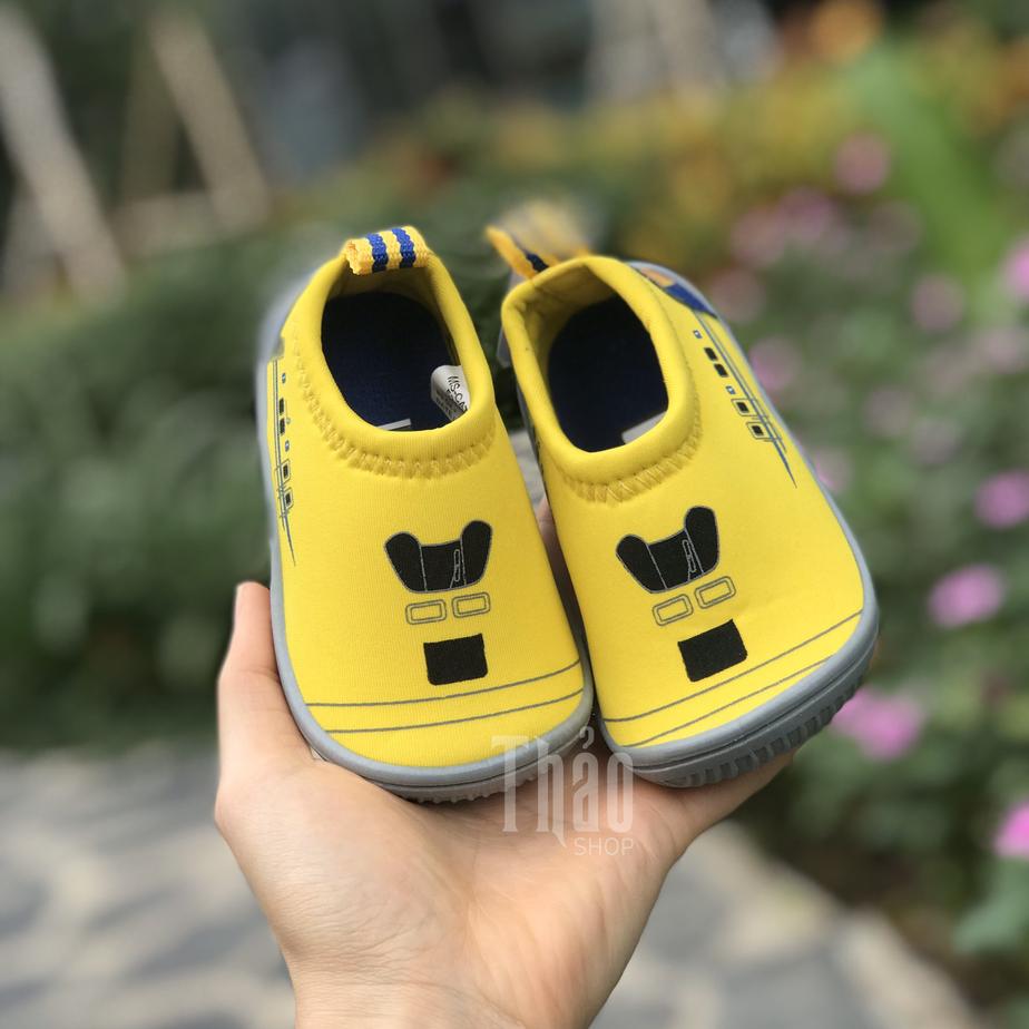 Mẫu giày lười tập đi cho các bé nhỏ