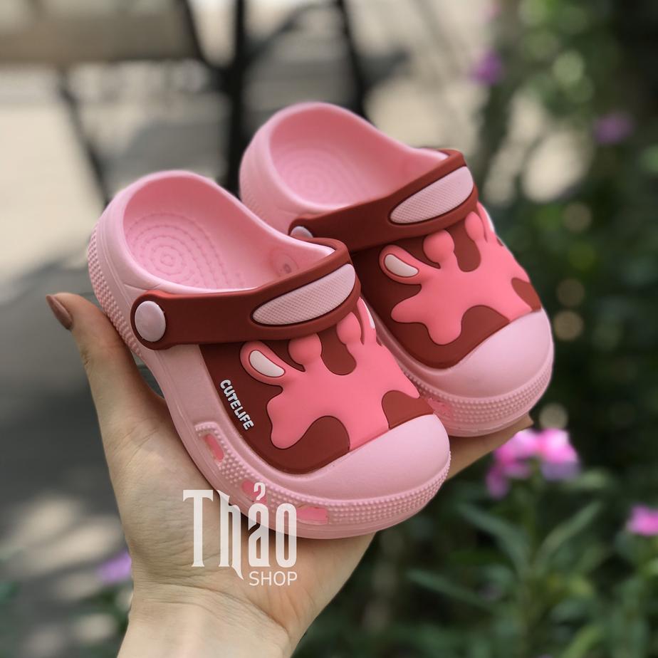 Các thương hiệu và nhà sản xuất giày trẻ em thường không dùng size giày đồng nhất