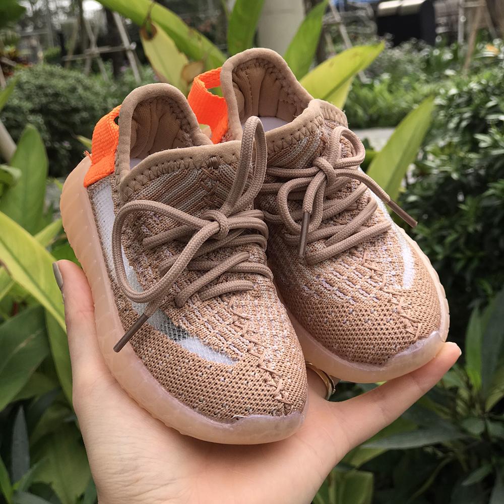 Giày Thể Thao CA998 Cam Cho Bé