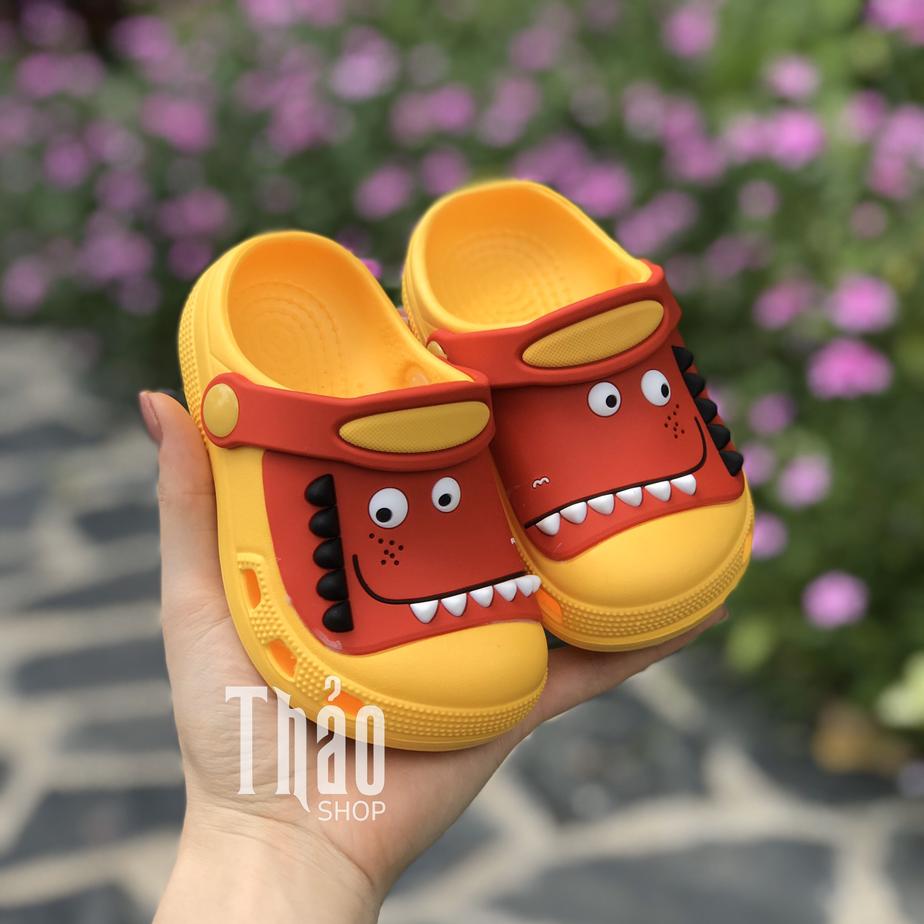 Sandal sục xốp cho bé