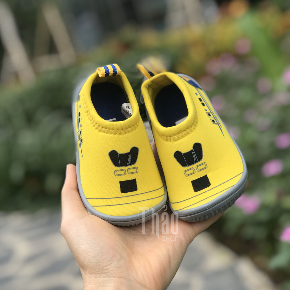 Giày lười tập đi cho bé