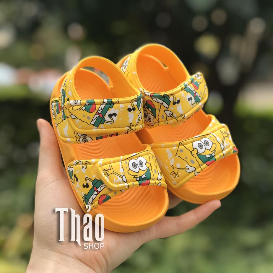 Sandal xuất khẩu cho bé